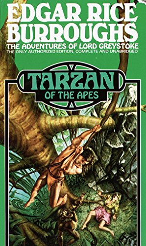 9780345319777: Tarzan of the Apes: A Tarzan Novel