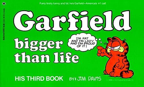9780345320070: Garfield Bigger Than Life (#3)