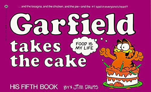 9780345320094: Garfield Takes the Cake: His Fifth Book