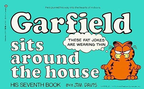 9780345320117: Garfield Sits Around the House (Garfield (Numbered Paperback))