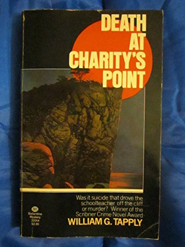 Death at Charity's Point: Tapply, William G.