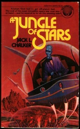 Jungle of Stars (0345320468) by Chalker, Jack L.