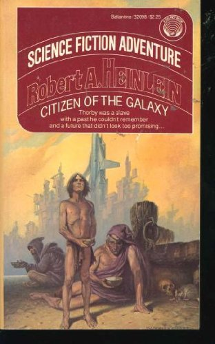 9780345320988: Citizen of the Galaxy