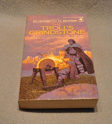 The Troll's Grindstone (Wizard's War, 1): Boyer, Elizabeth
