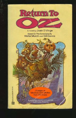 9780345322074: Return to Oz: A Novel