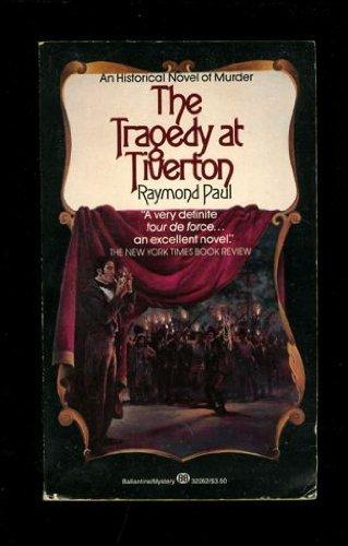 9780345322623: Tragedy at Tiverton