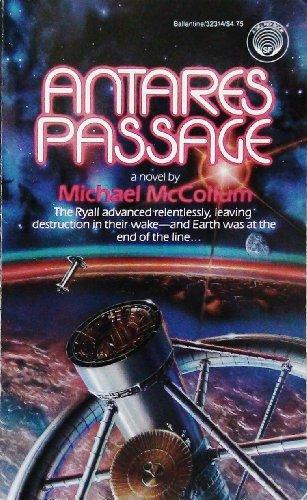 9780345323149: Antares Passage