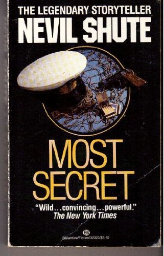 9780345323231: Most Secret