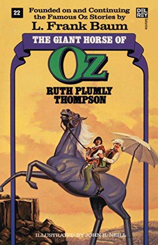 9780345323590: Giant Horse of Oz (The Wonderful Oz Books, #22) (Wonderful Oz Books (Paperback))