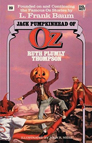 Jack Pumpkinhead of Oz (The Wonderful Oz: Thompson, Ruth Plumly