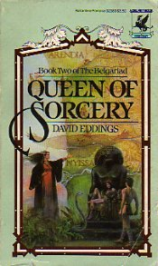 9780345323897: Queen of Sorcery (The Belgariad, Book 2)