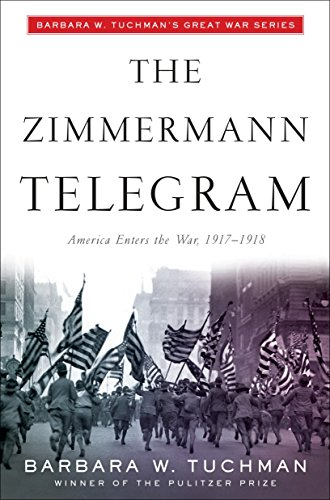 9780345324252: The Zimmermann Telegram