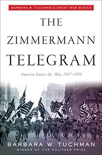 9780345324252: The Zimmermann Telegram