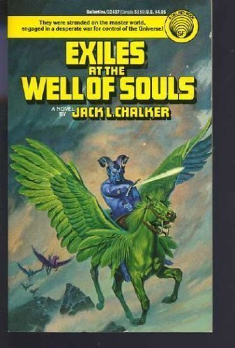 9780345324375: Exiles at the Wells of Souls