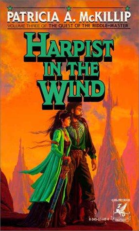 9780345324405: Harpist in the Wind