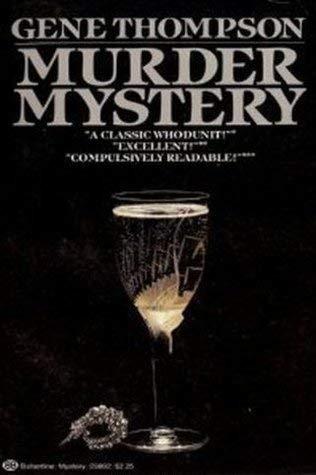 9780345324467: Murder Mystery