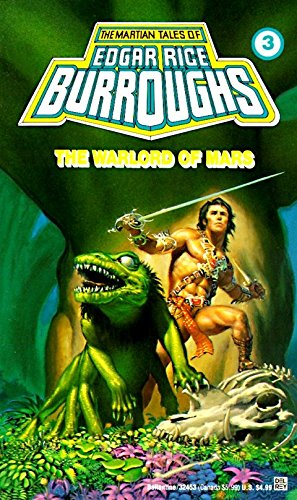 9780345324535: The Warlord of Mars