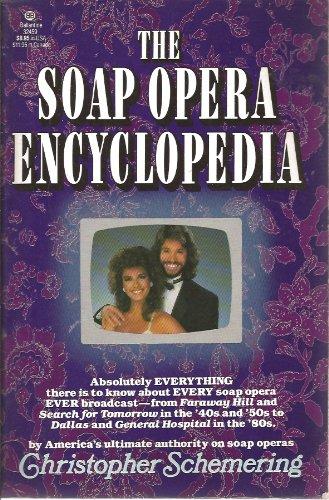 9780345324597: Soap Opera Encyclopedia