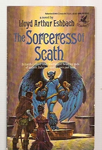9780345324641: The Sorceress of Scath