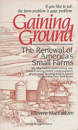 9780345324757: Gaining Ground