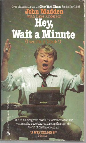 9780345325075: Hey, Wait a Minute: I Wrote a Book!