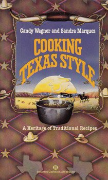 9780345325181: Cooking Texas Style