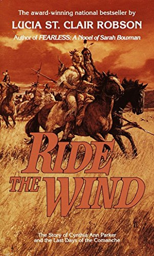 Ride the Wind: Robson, Lucia St.Clair