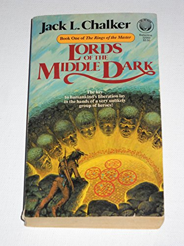 9780345325600: Lords of the Middle Dark