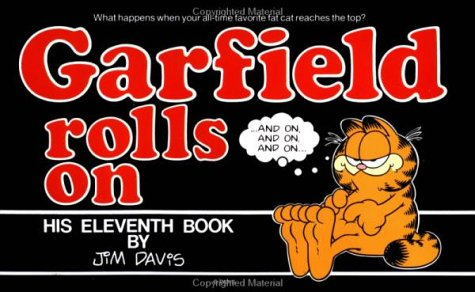9780345326348: Garfield Rolls On (Garfield (Numbered Paperback))