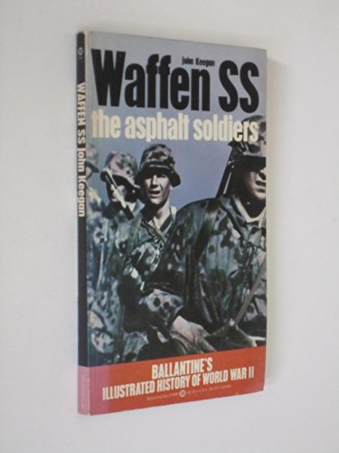 9780345326416: Waffen Ss: The Asphalt Soldiers