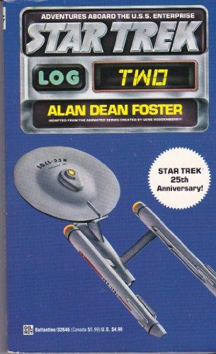 9780345326461: Star Trek Log Two