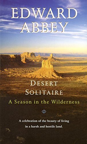 9780345326492: Desert Solitaire: A Season in the Wilderness