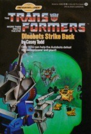 TRANSFORMERS - Find Your Fate Junior DIGEST #1 - (12/1985)