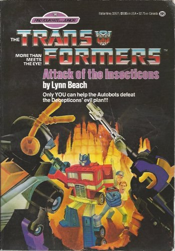 TRANSFORMERS - Find Your Fate Junior DIGEST #3 - (12/1985; with OPTIMUS PRIME & Megatron)