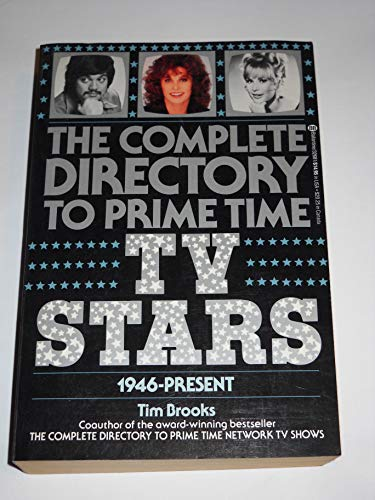 9780345326812: The Complete Directory to Prime Time TV Stars