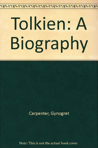 Tolkien: The Authorized Biography (0345327292) by Humphrey Carpenter
