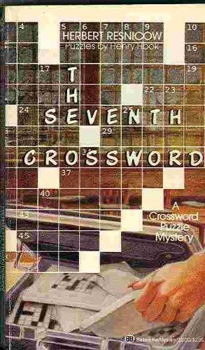 The Seventh Crossword: Resnicow, Herbert
