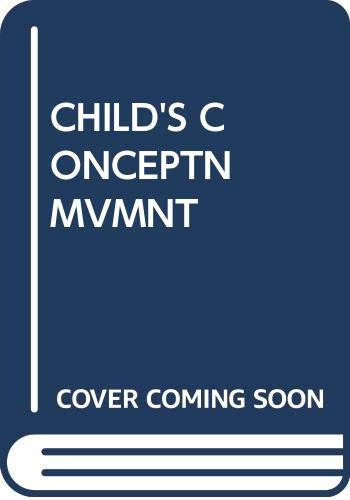 9780345328007: The Child's Conception of Movement and Speed