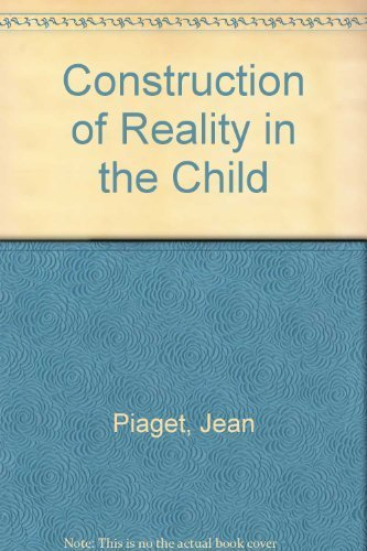 9780345328038: The Construction of Reality in the Child