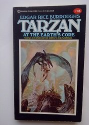 9780345328229: Tarzan at the Earth's Core