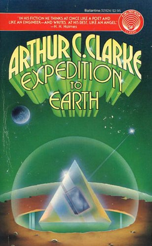 9780345328243: Expedition to Earth