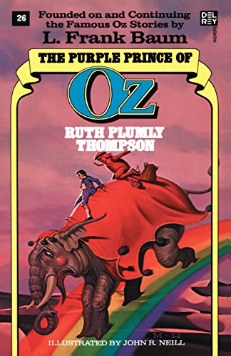 The Purple Prince of Oz: Ruth Plumly Thompson