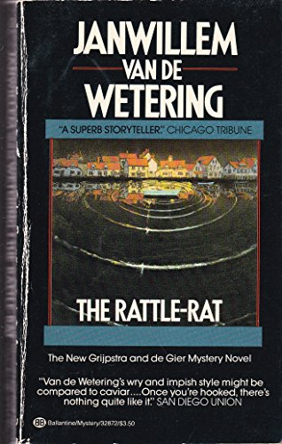 The Rattle-Rat (Amsterdam Cops): Van De Wetering, Jan