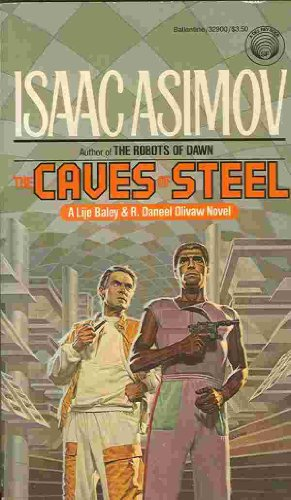 9780345329004: The Caves of Steel