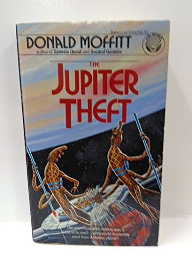 9780345329325: The Jupiter Theft