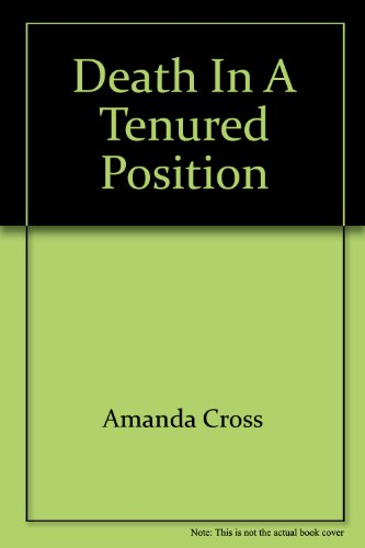 9780345329509: Death in a Tenured Position
