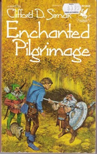 9780345329943: The Enchanted Pilgrimage