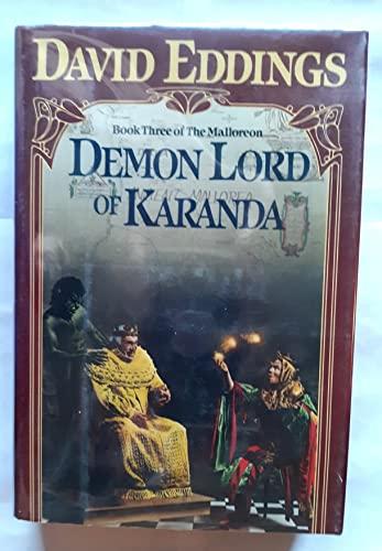 9780345330048: Demon Lord of Karanda (Book Three of The Malloreon)
