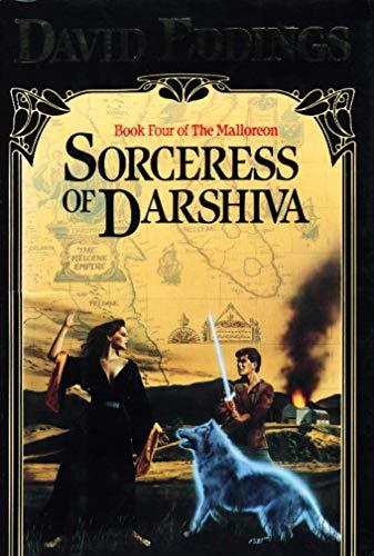 9780345330055: The Sorceress of Darshiva (Malloreon)