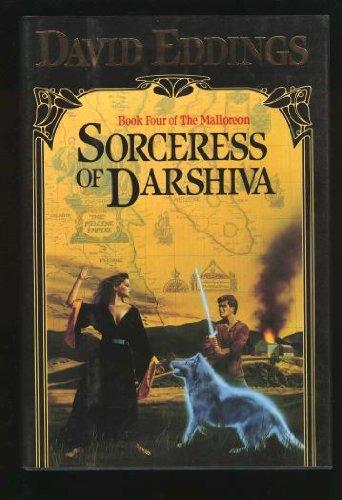 9780345330055: Sorceress of Darshiva (The Malloreon, Book 4)